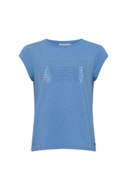 T-SHIRT WITH HOLOGRAPIC PRINT