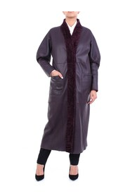 FTI20CP0870VPELLE Long Coat