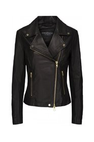 Biker Jacket Guldknapper