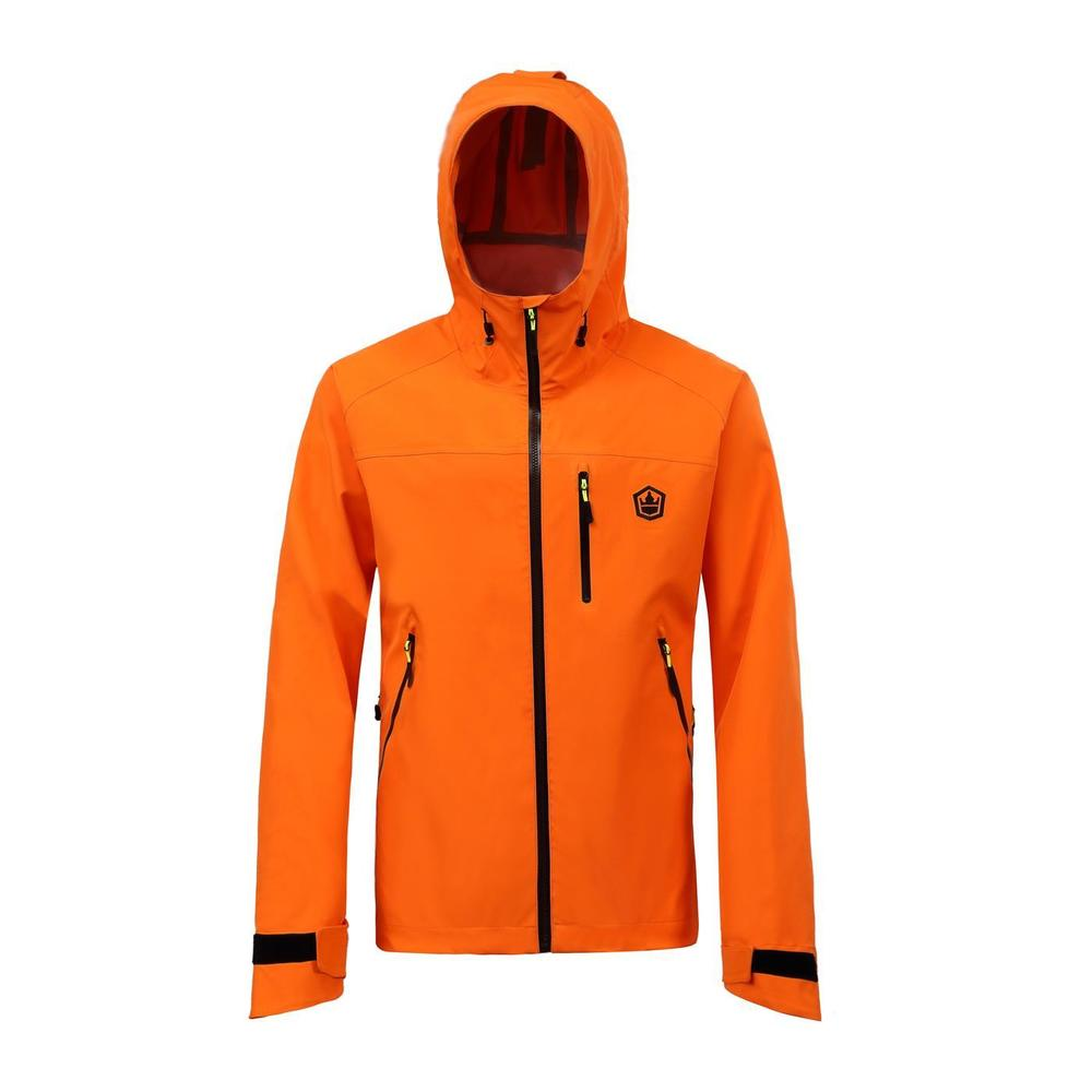 Northwestern Capt. Sigs Bering Jacket Skalljakke / Softshell Jakke Herre Orange
