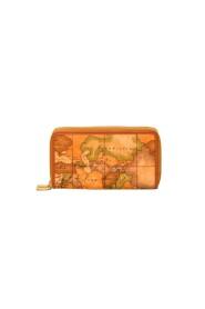 Geo Classic Portafoglio Doppia Zip Around -