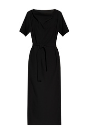 Dress with tie detail