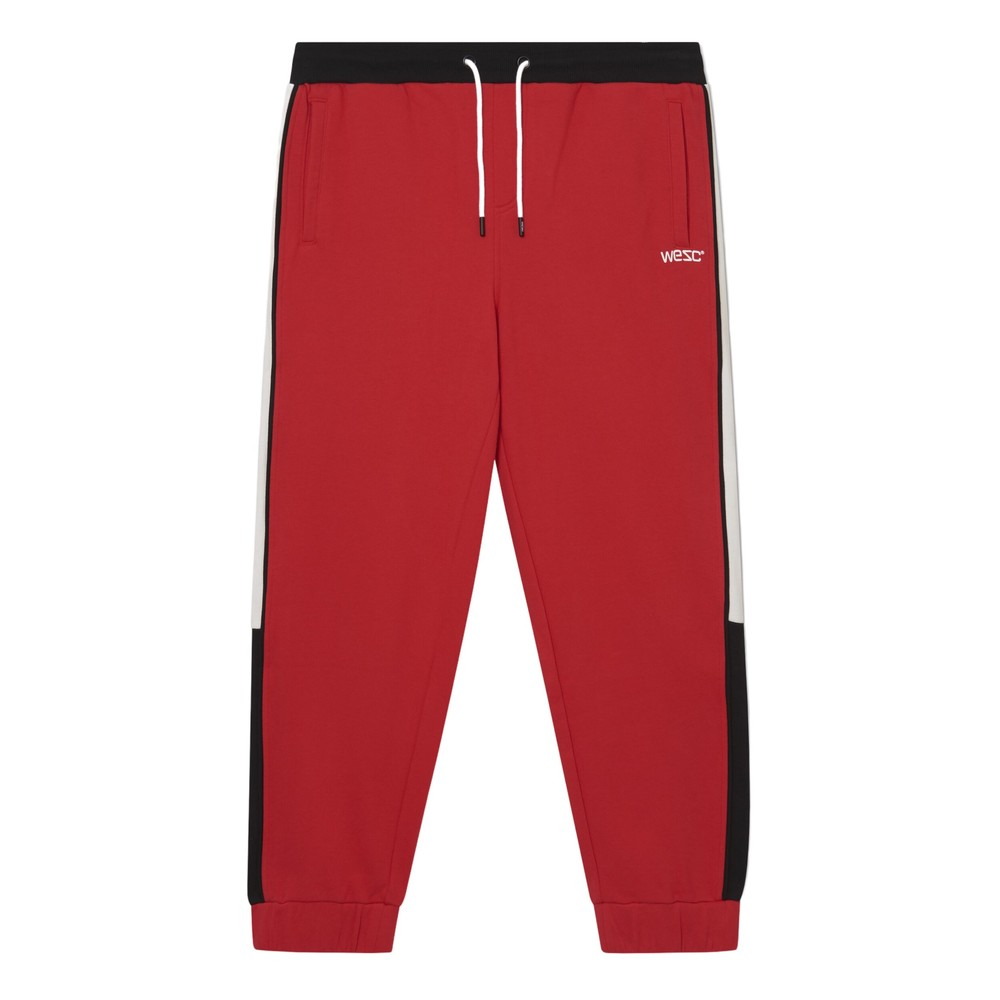 WeSC Mens Peter Chino Jogger Pants