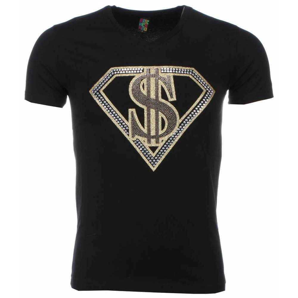 T-shirt - Superman Dollar Print