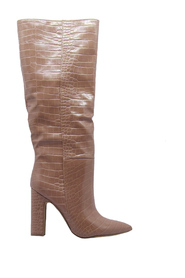 FAUX LEATHER BOOT