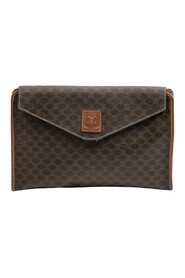 Pre-owned Flap Clutch Bag