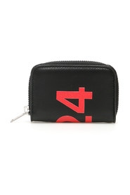 Cardholder pouch with logo