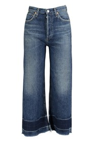 Sacha High Rise Wide Leg After All denim jeans