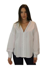 Blouse with Studs