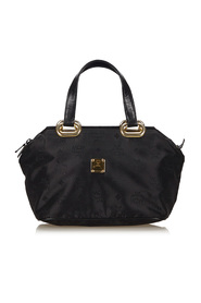 Visetos Nylon Handbag