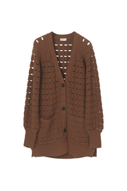CAR3006S91 CARDIGAN KNITWEAR