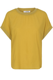 Norma mustard top - Co'couture
