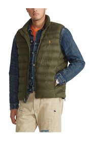 Packable Quilted Vest Ytterplagg