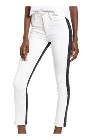 Jeans  Skinny Ankle Contrast