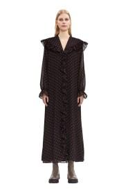 jytta long dress aop 12888