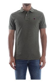 AT.P.CO A165P19 A0667 POLO Men LIGHT GREEN