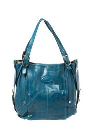 Leather G-Line Easy Sacca Tote
