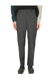 ASYMMETRICAL POCKET TROUSERS