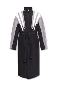 Oversize padded coat