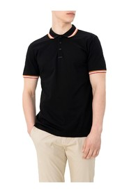 POLO STRIPED RIB AND FRONT FLY BUTTON