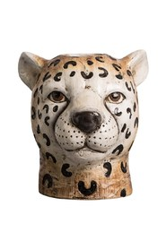 Vase Cheetah Large