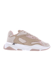Lurus Beige Blush Sneakers