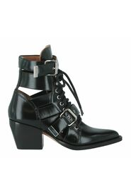 Rylee Cutout Ankle Boots