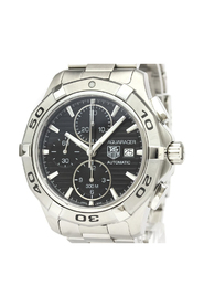 Pre-owned Aquaracer Automatic Stainless Steel Men's Sports Watch CAP2110