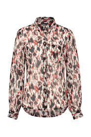 MSS210023.77 Becca blouse animal print