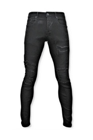 Ripped Jeans - Jeans Worn - D3080