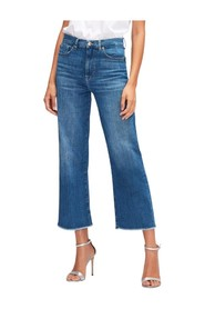 JEANS ALEXA CROPPED