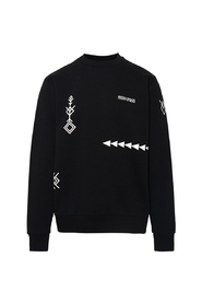 All Over Folk Sweatshirt