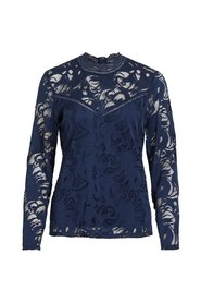 Long Sleeved Top Lace