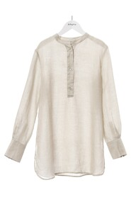 Clarissa Tunic in Beige
