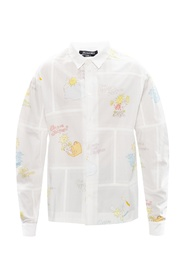 Mouchoirs printed shirt