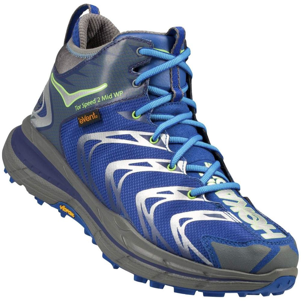 Hoka Tor Speed 2 MID WP Tursko Herre True Blue/Peacoat