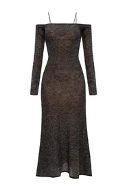 'Maille' mohair dress