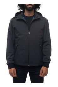 Callero3 nylon harrington jacket