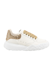 Court glitter-counter sneakers
