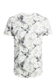 T-shirt All-over printed