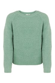 Pullover tie side