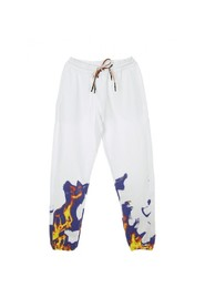 Lightweight Multi Flames Trousers