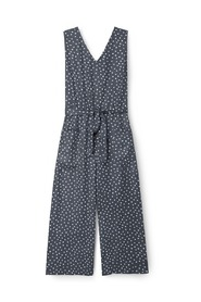 Miriam Hemp Spotted Jumpsuit