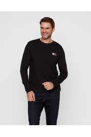 Badge long sleeve shirt