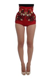 Silk Crystal Shorts