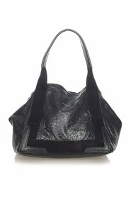 Pre-owned Cabas Leather Tote Bag