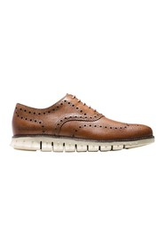 ZERØGRAND Wingtip Oxford Shoes