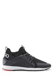 Sort Hugo Hybrid sneakers