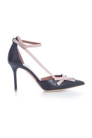 JOSIE PUMPS NAPPA WITH LACE ON ANKLE