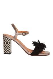 Sandalo Balita a tacco medio